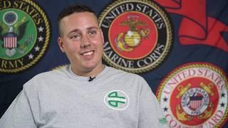 Allan Nichols, Marines