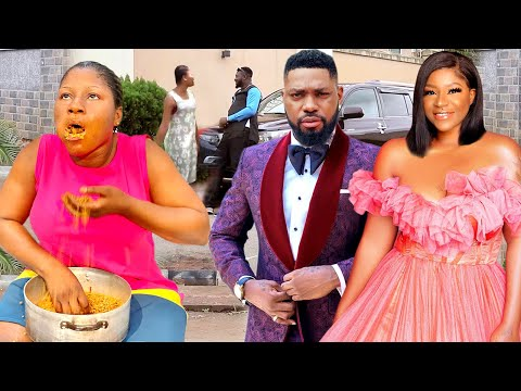 How The Beautiful Dirty Maid Won The Heart Of Her Billionaire Boss - Destiny Etiko 2021 Movie