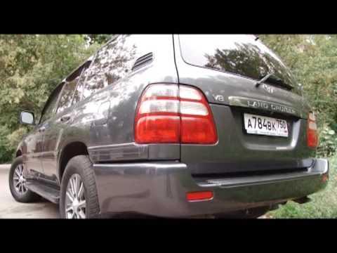 Тойота ленд крузер 100 стоимость 2006 фото