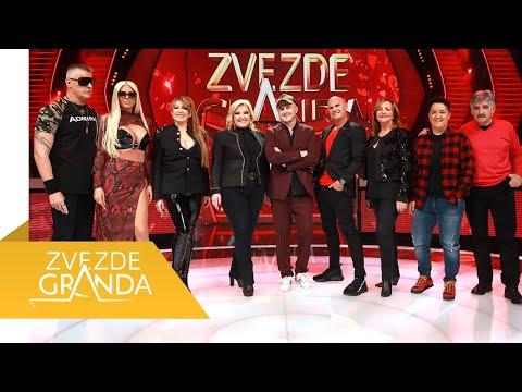 ZVEZDE GRANDA 2021 – cela 56. emisija (27. 02.) – snimak zadnje emisije – Dalje su prošli Kristijan, Sadik, Boban, Aleksandar, Nemanja, Velid, Muharem, Ivona, Mirsad i Ivan