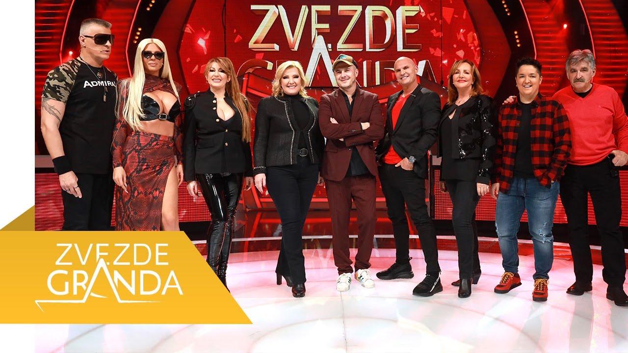ZVEZDE GRANDA 2021 – cela 56. emisija (27. 02.) – pedeset šesta epizoda – snimak