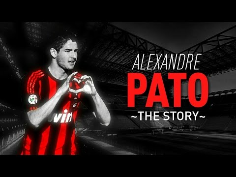 ALEXANDRE PATO | The Story - AC Milan | Emotional Video