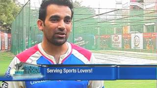 Young Turks YT@12 Episode 1 Part 3 - Zaheer Khan, Toss