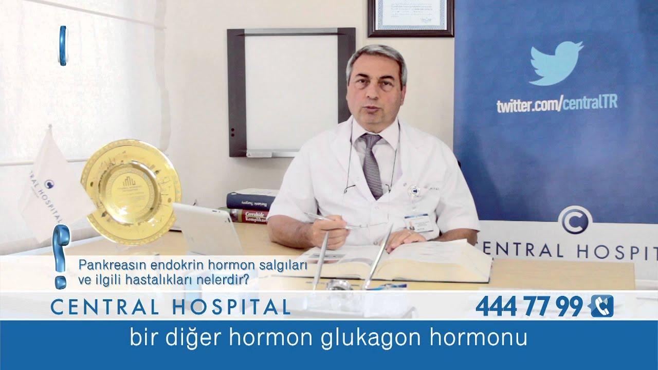 Pankreasın Endokrin Hormonu Salgıları ile İlgili Hastalıkları Nelerdir?