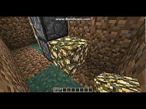 minecraft實況教室(如何看地底的東西)