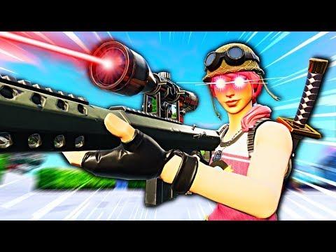 Sniping Is EZ....