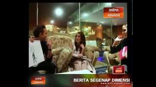 Video Eksklusif Bunga Citra Lestari & Ashraf Sinclair MP3, 3GP, MP4, WEBM, AVI, FLV September 2018