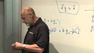 Classical Mechanics | Lecture 4