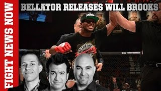 Bellator 154 Recap, Lightweight Champ Will Brooks Released & More on Fight News Now by Fight Network
