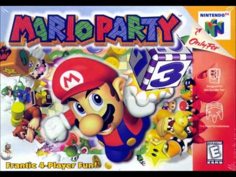 Mario Party OST: Bowser's Chance Game
