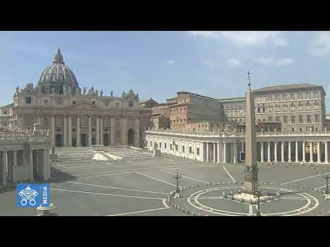 """La preghiera e la benedizione """"Urbi et Orbi"""" di Papa Francesco"""
