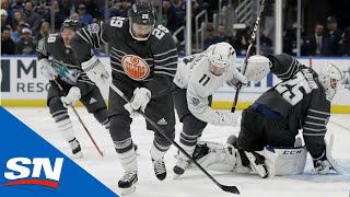 Every Goal From 2020 NHL All-Star Tournament: Pacific vs. Atlantic Division Championship Game by Sportsnet Canada