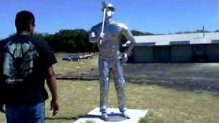 Jewett (TX) United States  City new picture : jewett, tx. TIN MAN