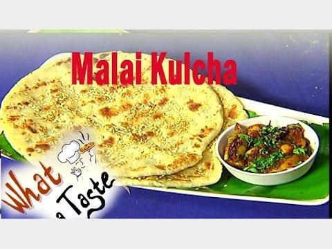 Malai-Kulcha-Recipe-What-A-Taste-Vanitha-TV