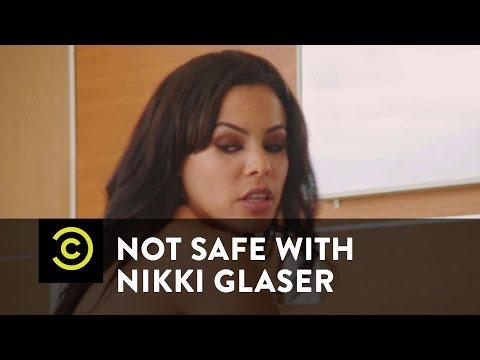 Nikki Glaser And Kyle Kinane Feed Pornstars Their