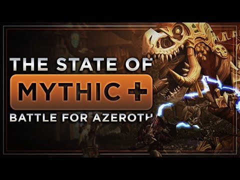 FinalBossTV #170 | State of Mythic+ in Battle for Azeroth | Sjeletyven, Cirra & Revofevi
