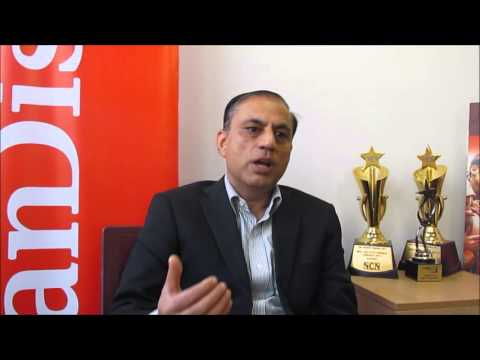 Rajesh Gupta, Country Manager & Director, India & SAARC talking about growth of SSD Market