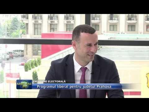 Emisiunea Electorală – 30 mai 2016 – PNL