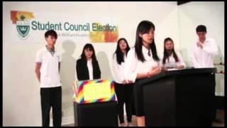 WILLIAM SCHOOL TV COMMERCIAL – MANDARIN
