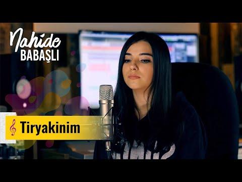 Nahidə Babaşlı Tiryakinim Cover