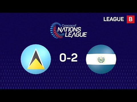 Saint Lucia - Эль Сальвадор 0:2. Видеообзор матча 16.10.2019. Видео голов и опасных моментов игры
