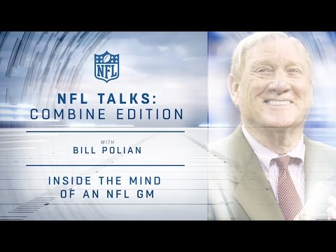 Video: Bill Polian: Building a Franchise & Finding Your Peyton Manning | NFL Talks: Combine Edition