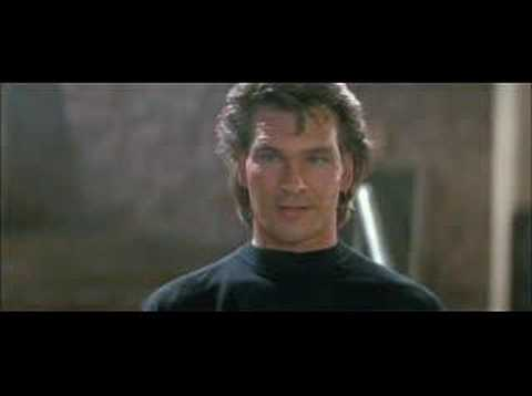 Roadhouse - The best B Movie ever made bitches.