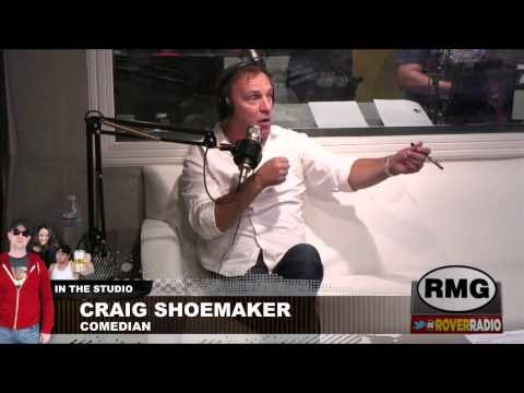 Comedian Craig Shoemaker - full interview