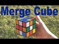 Solving a Rubik's Cube in Augmented Reality (Merge Cube)