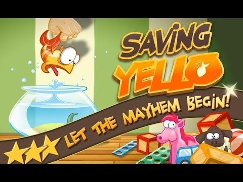 Saving Yello IOS