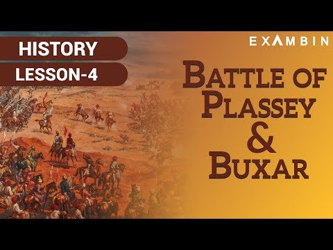 Battle of Plassey and Buxar || Modern Indian History UPSC ||