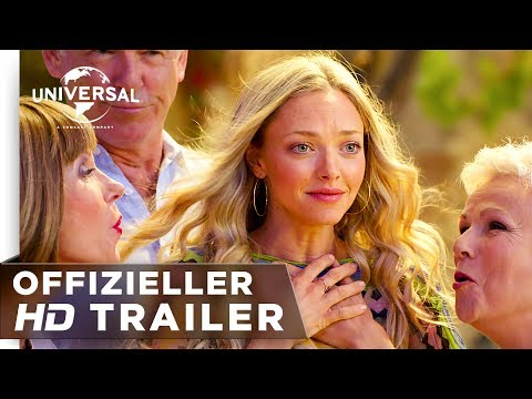 Mamma Mia! Here we go again - Trailer #2 deutsch/german HD