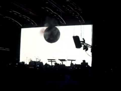 Depeche Mode en el Stadio Olimpico di Roma