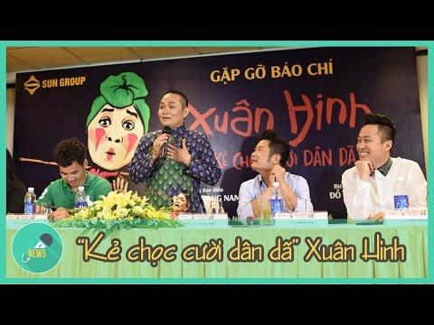 Liveshow Xuân Hinh 2016 Kẻ Chọc Cười Dân Dã kín ghế không còn chỗ trống