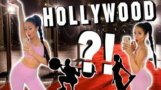Video TRYING A DIFFERENT CELEBRITY WORKOUT EVERYDAY FOR A WEEK! MP3, 3GP, MP4, WEBM, AVI, FLV November 2018