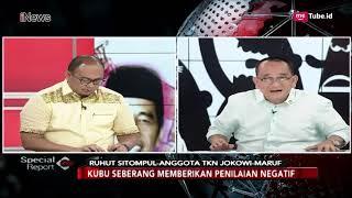 Video Bela Jokowi Soal 'Politik Sontoloyo', Ruhut Sitompul Sentil Sandiaga Uno - Special Report 24/10 MP3, 3GP, MP4, WEBM, AVI, FLV November 2018