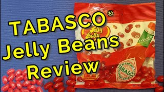 Tabasco Jelly Beans! Yes, you read that right.
