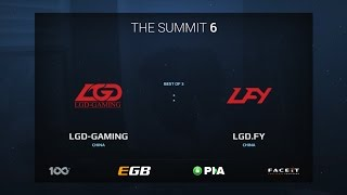 LGD.cn vs LGD.FY, game 1