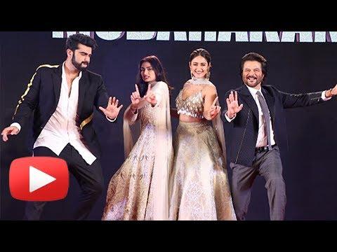 Anil Kapoor AMAZING ENERGETIC Dance At Mubarakan S
