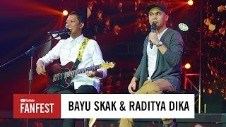 Video Bayu Skak & Raditya Dika @ YouTube FanFest Indonesia 2017 MP3, 3GP, MP4, WEBM, AVI, FLV Juli 2018