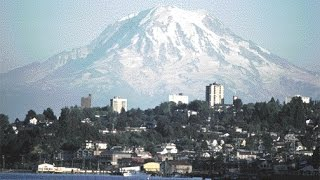 Fife (WA) United States  city pictures gallery : TACOMA WASHINGTON USA Driving Dashcam (plus MK2 Dance music)