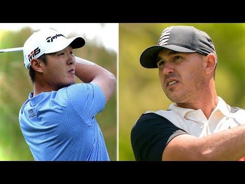 Round 1 highlights from 2019 PGA Championship