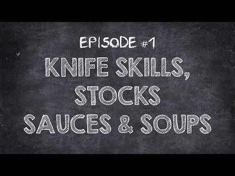 Cuisinart Culinary School - Episode 1