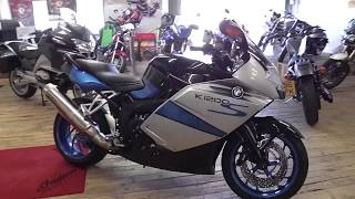 4. 2007 BMW K 1200 S Motorcycle