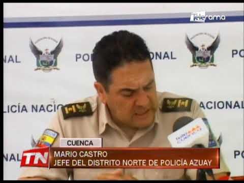 Policía desarticuló una presunta banda de lavados de activos