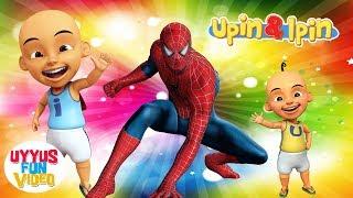 Eta terangkanlah Upin Ipin Spiderman Gokil | eta terangkanlah dangdut koplo