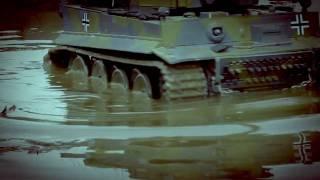 TIGER RC Tank 1/16 Model 2 (HD)