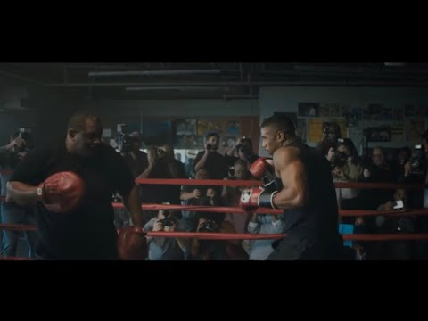 Creed 2 - First Training Montage Ice Cold (1080p)