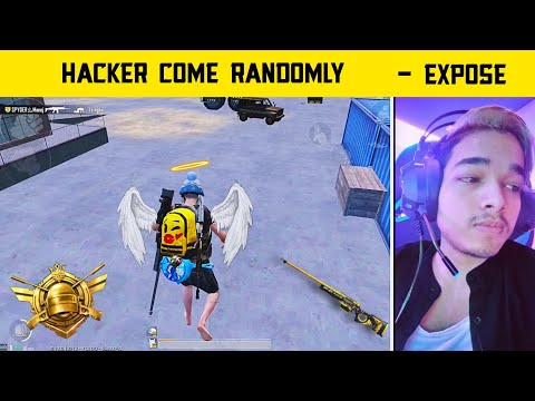 😤Hacker Come Randomly In Our Team - Gamexpro And Legend X Expose - Pubg Mobile