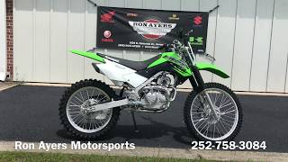 4. 2019 Kawasaki KLX 140G